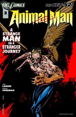 Animal Man #3 (2011- ) (NOOK Comics with Zoom View)