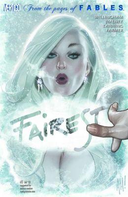 Fairest #2 (NOOK Comics with Zoom View)