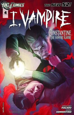 I, Vampire #4 (2011- ) (NOOK Comics with Zoom View)