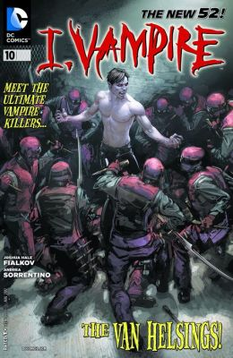 I, Vampire #10 (2011- ) (NOOK Comics with Zoom View)