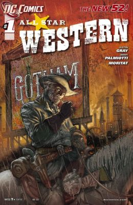 All Star Western #1 (2011- ) (NOOK Comics with Zoom View)
