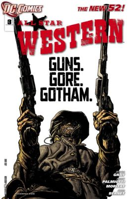 All Star Western #3 (2011- ) (NOOK Comics with Zoom View)
