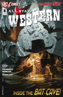All Star Western #5 (2011- ) (NOOK Comics with Zoom View)