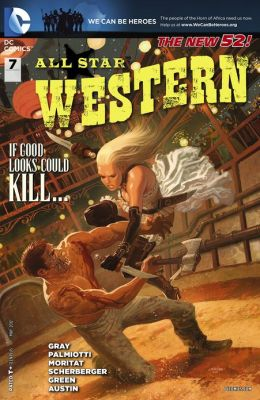 All Star Western #7 (2011- ) (NOOK Comics with Zoom View)