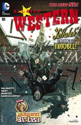 All Star Western #10 (2011- ) (NOOK Comics with Zoom View)
