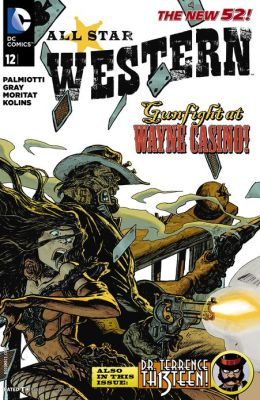 All Star Western #12 (2011- ) (NOOK Comics with Zoom View)