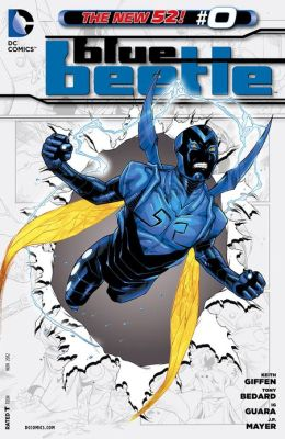 Blue Beetle (2012-) #0 (NOOK Comic with Zoom View)