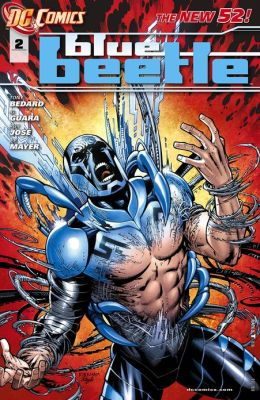 Blue Beetle #2 (2011- ) (NOOK Comics with Zoom View)