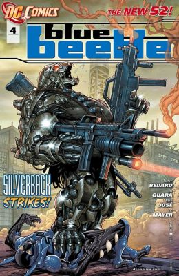 Blue Beetle #4 (2011- ) (NOOK Comics with Zoom View)