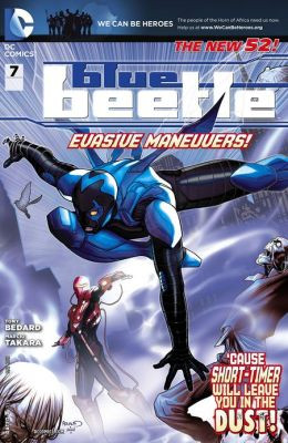 Blue Beetle #7 (2011- ) (NOOK Comics with Zoom View)