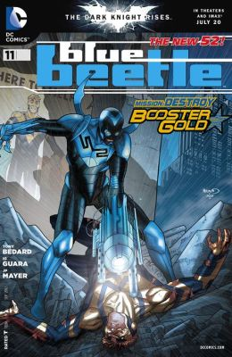 Blue Beetle #11 (2011- ) (NOOK Comics with Zoom View)