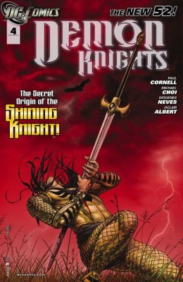 Demon Knights #4 (2011- ) (NOOK Comics with Zoom View)