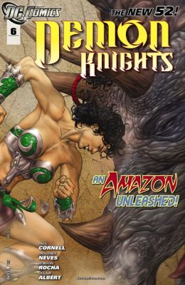 Demon Knights #6 (2011- ) (NOOK Comics with Zoom View)