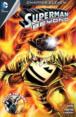 Superman Beyond #11 (2012- ) (NOOK Comics with Zoom View)