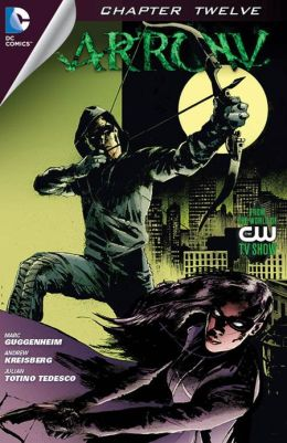 Arrow #12 (2012- ) (NOOK Comics with Zoom View)
