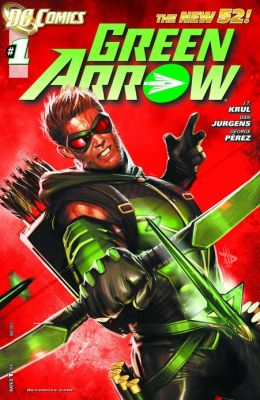 Green Arrow #1 (2011- ) (NOOK Comics with Zoom View)
