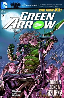 Green Arrow #7 (2011- ) (NOOK Comics with Zoom View)