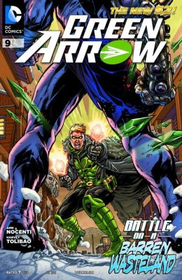 Green Arrow #9 (2011- ) (NOOK Comics with Zoom View)