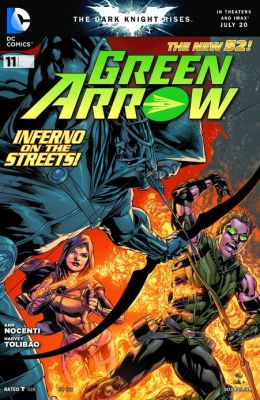 Green Arrow #11 (2011- ) (NOOK Comics with Zoom View)