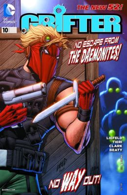 Grifter #10 (2011- ) (NOOK Comics with Zoom View)