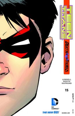 Teen Titans #15 (2011- ) (NOOK Comics with Zoom View)
