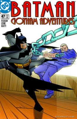 Batman: Gotham Adventures #47 (NOOK Comics with Zoom View)
