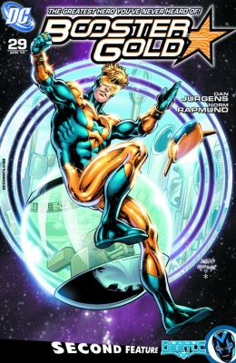 Booster Gold #29 (2007-2011) (NOOK Comics with Zoom View)