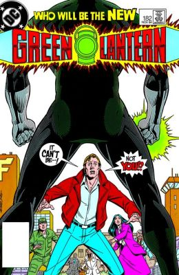 Green Lantern #182 (1976-1986) (NOOK Comics with Zoom View)