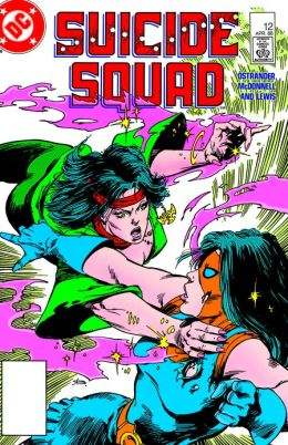 Suicide Squad #12 (1987-1992, 2010) (NOOK Comics with Zoom View)