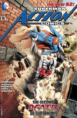 Action Comics #16 (2011- ) (NOOK Comics with Zoom View)