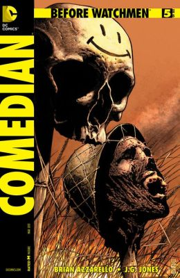 Before Watchmen: Comedian #5 (NOOK Comics with Zoom View)