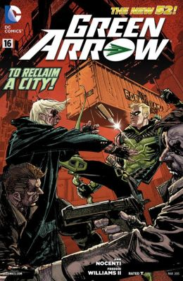 Green Arrow #16 (2011- ) (NOOK Comics with Zoom View)