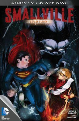 Smallville Season 11 #29 (NOOK Comics with Zoom View)