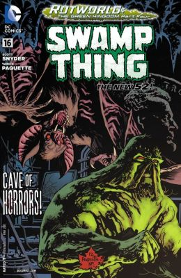 Swamp Thing #16 (2011- ) (NOOK Comics with Zoom View)