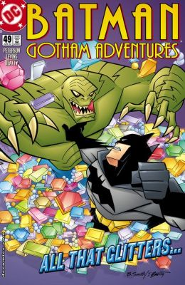 Batman: Gotham Adventures #49 (NOOK Comics with Zoom View)