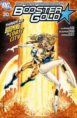 Booster Gold #30 (2007-2011) (NOOK Comics with Zoom View)
