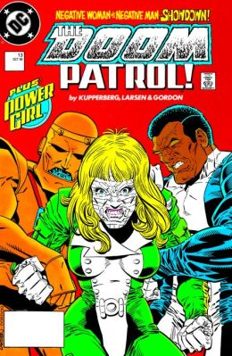 Doom Patrol #13 (1987-1995) (NOOK Comics with Zoom View)