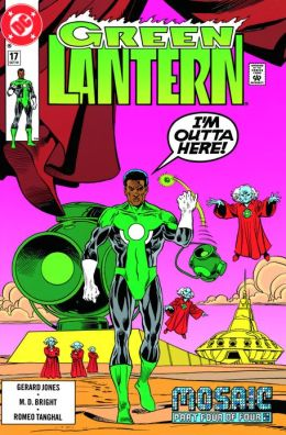 Green Lantern #17 (1990-2004) (NOOK Comics with Zoom View)