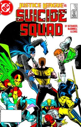 Suicide Squad #13 (1987-1992, 2010) (NOOK Comics with Zoom View)