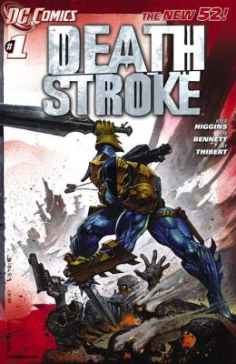 Deathstroke #1 (2011- ) (NOOK Comics with Zoom View)