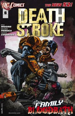 Deathstroke #6 (2011- ) (NOOK Comics with Zoom View)