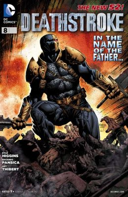 Deathstroke #8 (2011- ) (NOOK Comics with Zoom View)