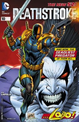 Deathstroke #10 (2011- ) (NOOK Comics with Zoom View)