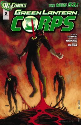 Green Lantern Corps #2 (2011- ) (NOOK Comics with Zoom View)