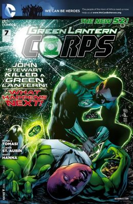 Green Lantern Corps #7 (2011- ) (NOOK Comics with Zoom View)