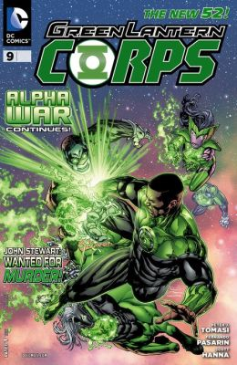 Green Lantern Corps #9 (2011- ) (NOOK Comics with Zoom View)