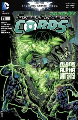 Green Lantern Corps #11 (2011- ) (NOOK Comics with Zoom View)