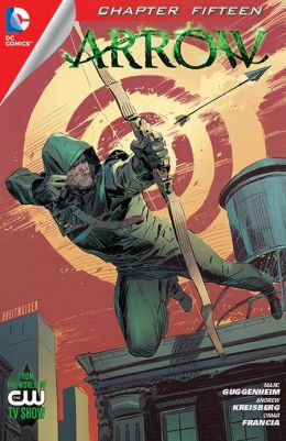 Arrow #15 (2012- ) (NOOK Comics with Zoom View)