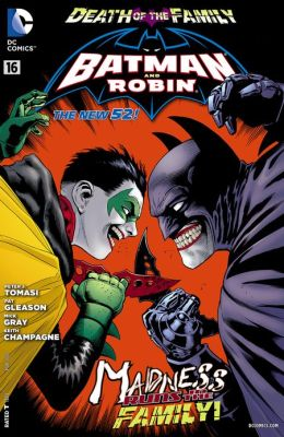 Batman and Robin (2011- ) #16 (NOOK Comic with Zoom View)