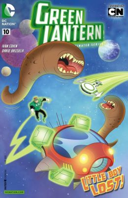 Green Lantern: The Animated Series #10 (NOOK Comics with Zoom View)